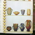 Click to view larger image of Roseville Art Pottery in Color - book by Purviance (Image3)
