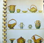 Click to view larger image of Roseville Art Pottery in Color - book by Purviance (Image5)