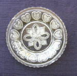 Click here to enlarge image and see more about item U136: Cup Plate Lee Rose No. 467B