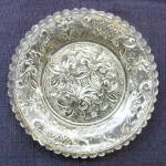 Click here to enlarge image and see more about item X139: Cup Plate Lee Rose #271A