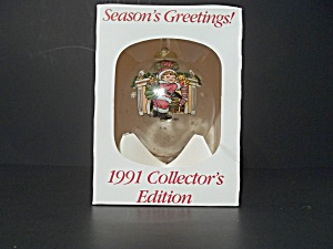 1991 Campbell Kid's Collectors Edition Ornament