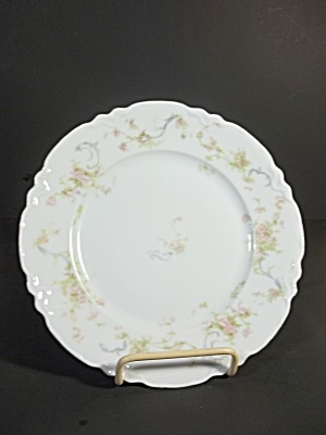 Pink Floral Bavarian China