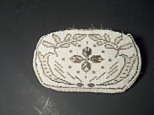Vintage Hand Held Beaded Bag (Image1)