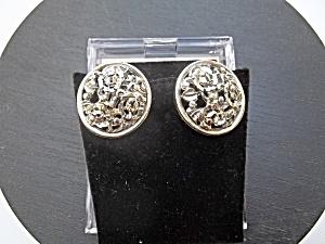 Vintage Silvertone Clip-ons (Image1)