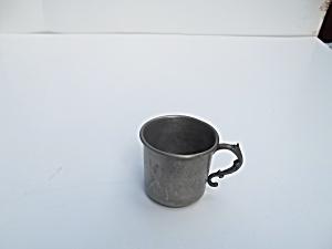 Pewter Baby Mug (Image1)