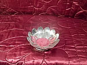 Silver Lotus Bowl Reed & Barton (Image1)