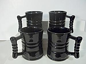 Frankoma Pottery Mugs (Image1)
