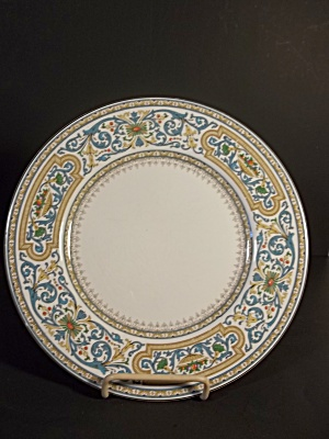 The Croydon Dinner Plate, Staffordshire, England
