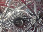 Click to view larger image of Imperial Glass NuCut Relish Dish (Image3)