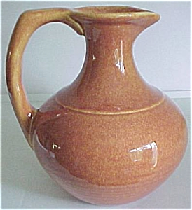 FRANCISCAN POTTERY EL PATIO GOLDEN GLOW JUG (Image1)