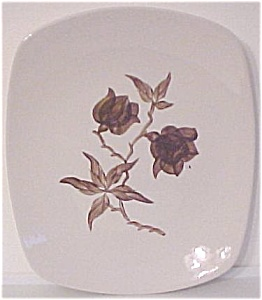 CALIFORNIA CERAMICS ORCHARD WARE FLORAL PLATTER! (Image1)