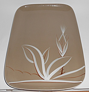 Winfield China Pottery Desert Dawn Platter