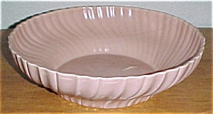 Franciscan Pottery Coronado 13-3/8 Coral Art Bowl