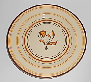 Franciscan Pottery Padua Luncheon Plate (Image1)