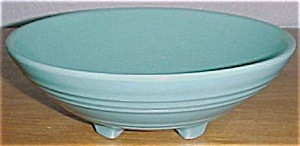PACIFIC POTTERY HOSTESS WARE GREEN SALAD BOWL! (Image1)