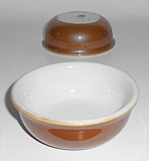 Coors Pottery Glenco Thermo Porcelain Small Ramekin!   (Image1)