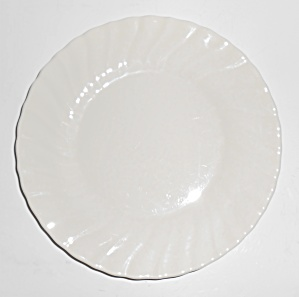 "Franciscan Pottery Fine China 6"" Swirl Plate (Image1)"