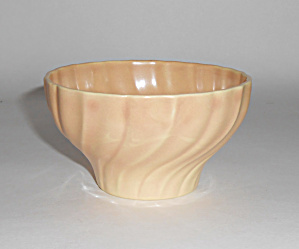 Franciscan Pottery Coronado Satin Coral Glaze Test Cup! (Image1)