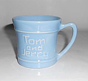Pacific Pottery Hostess Ware Light Blue Tom & Jerry Mug (Image1)