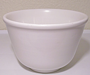 COORS POTTERY THERMO PORCELAIN MIXING BOWL! (Image1)