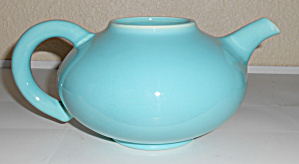 Franciscan Pottery El Patio Glacial Blue Teapot