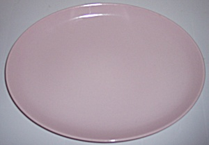 Russel Wright Pottery Iroquois Casual Pink Platter
