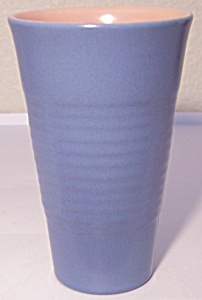 FRANCISCAN POTTERY EL PATIO DUO-TONE ICE TEA TUMBLER! (Image1)