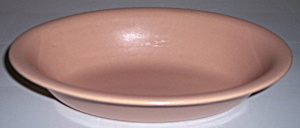 Franciscan Pottery Catalina Rancho Coral Vegetable Bowl