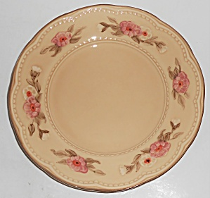 Franciscan Pottery Rosette Salad Plate Mint