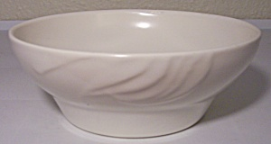 PACIFIC POTTERY DURA-RIM WHITE CEREAL BOWL! (Image1)