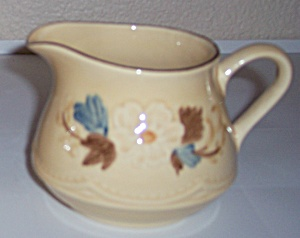 Franciscan Pottery Bouquet Creamer Mint