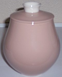 Franciscan Pottery Contours Fine China Candy Jar