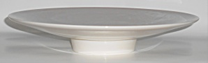 Franciscan Pottery Contours Art Ware Grey/ivory Compote