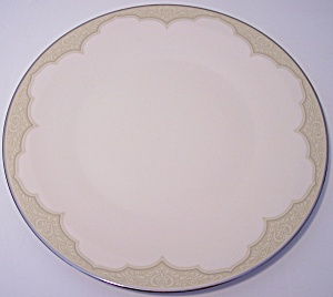 Franciscan Pottery Fine China Castile Dinner Plate