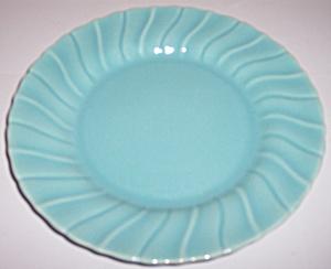 "FRANCISCAN POTTERY CORONADO GLACIAL BLUE 8"" PLATE! (Image1)"
