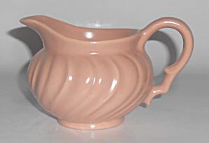 Franciscan Pottery Coronado Satin Coral Creamer (Image1)