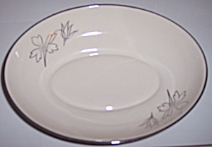 Franciscan Pottery Fine China Brentwood Vegetable Bowl