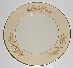 Franciscan Pottery Fine China Acacia Salad Plate