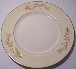 Franciscan Pottery Fine China Acacia Bread Plate