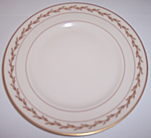 Franciscan Pottery Fine China Beverly Bread Plate