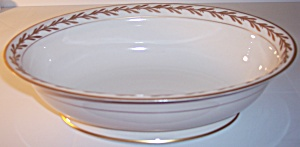 Franciscan Pottery Fine China Beverly Vegetable Bowl
