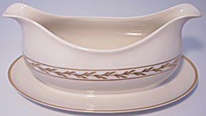 Franciscan Pottery Fine China Beverly Gravy Bowl