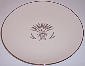 Franciscan Pottery Fine China Regency Dinner Plate