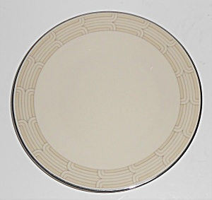 Franciscan Pottery Masterpiece China Quadrille Bread Pl (Image1)