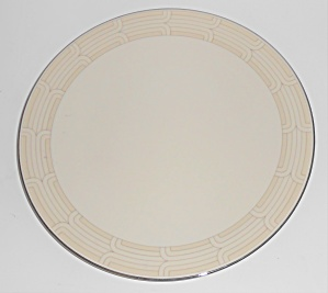 Franciscan Pottery Fine China Quadrille Dinner Plate