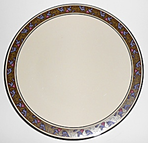 Franciscan Pottery Fine China Constantine Dinner Plate