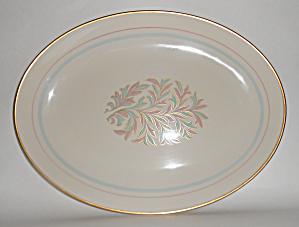 Franciscan Pottery Rossmore Fine China Large Platter