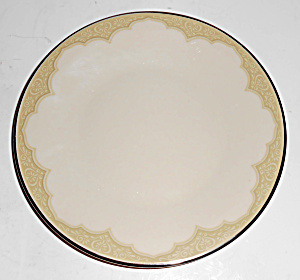 Franciscan Pottery Fine China Castile Bread Plate