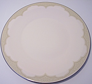 Franciscan Pottery Fine China Castile Salad Plate
