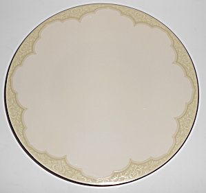 Franciscan Pottery Fine China Castile Dinner Plate (Image1)